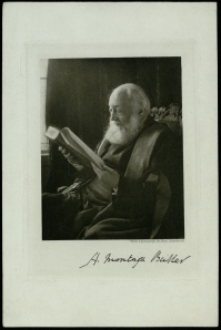 H.M. Butler, Master of Trinity from 1886 to 1918, saw the college through the war years and saw three sons go off to war.