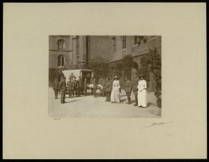 Hospital photograph