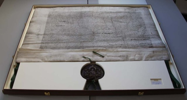 conserved charter