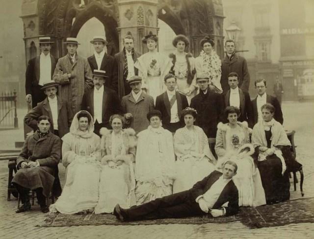Trinity Ball 1905