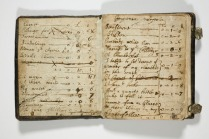 Isaac Newton's Notebook