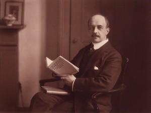 Robbie Ross by Elliott & Fry, circa 1914
