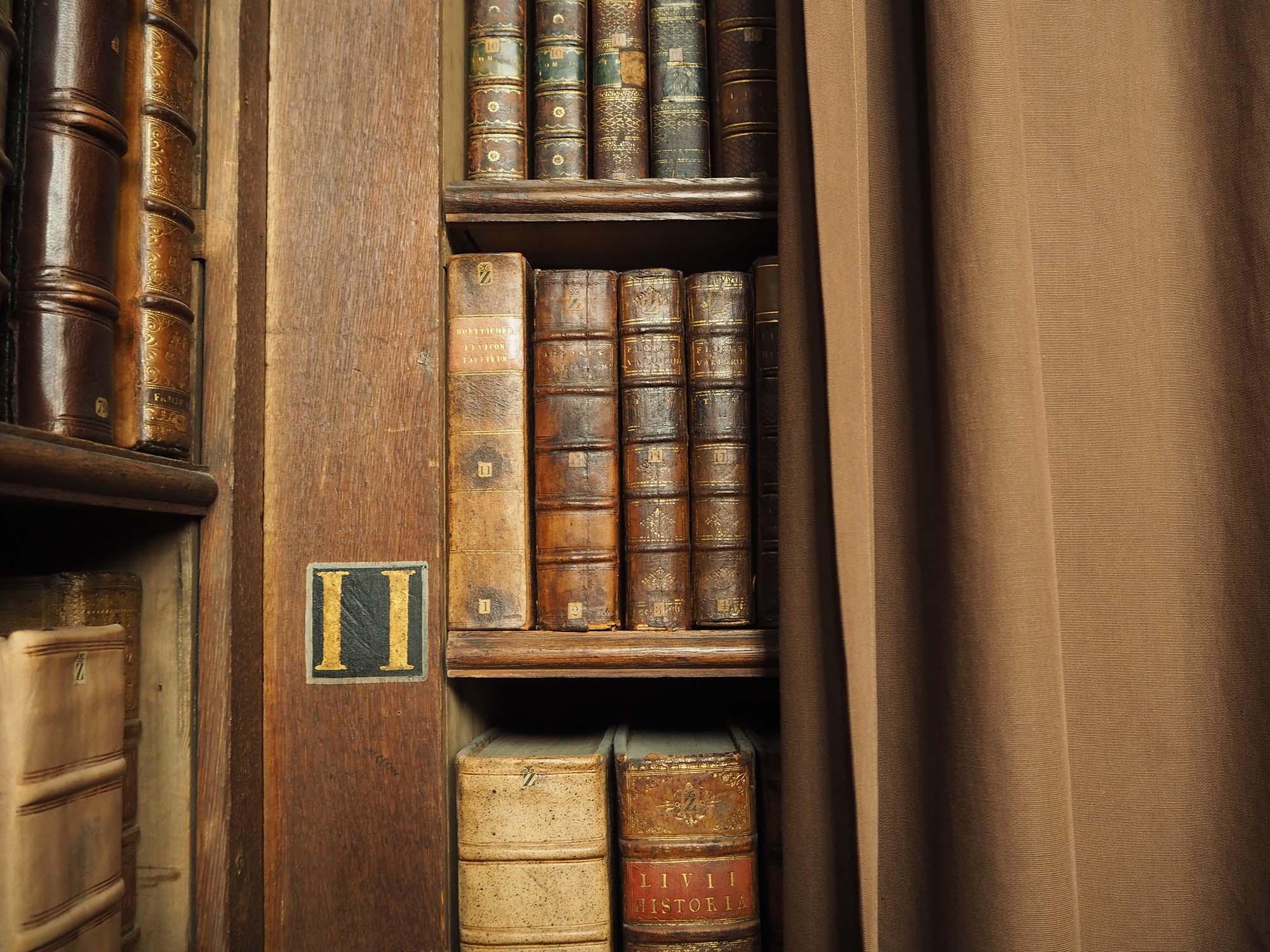 Pairings – Trinity College Library, Cambridge