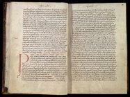 B.3.25: Augustine, Confessiones and De haeresibus