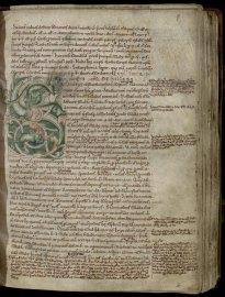 O.2.51: Text A, Prudentius, Psychomachia